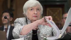 La presidenta de la Reserva Federal de EEUU, Janet Yellen. (Foto: EFE)