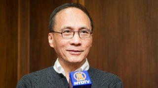 Lin Chuan, primer ministro de Taiwán.