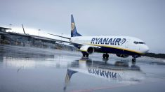 Avión de Ryanair (Foto: Ryanair).
