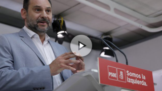 """EL PSOE TRASLADA AL GOBIERNO SU APOYO CONTRA LA """"MASCARADA"""" DEL PARLAMENT"""