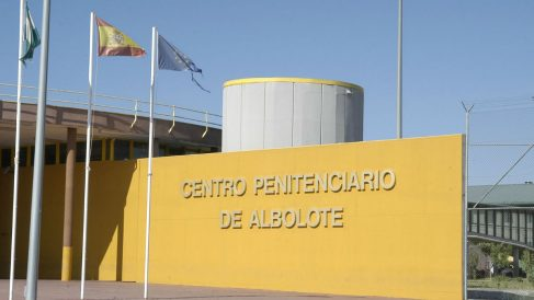 CEntro penitenciario de Albolote, en Granada. Foto: Archivo