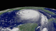 La ciclogénesis explosiva se produce tras una caída de presión atmosférica en muy poco tiempo.
