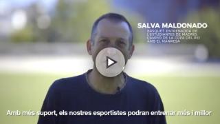 Los deportistas que piden la independencia de Cataluña apenas son conocidos.