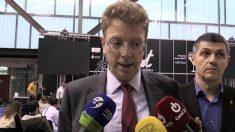 Ferran Bel, diputado del PDeCAT en el Congreso y alcalde de Tortosa.