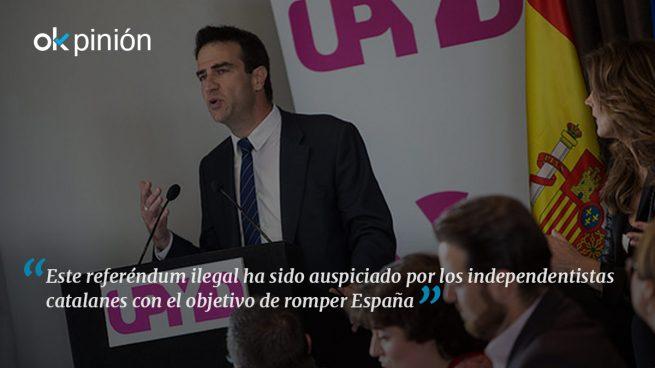 Parar el referéndum ilegal… y hacer política