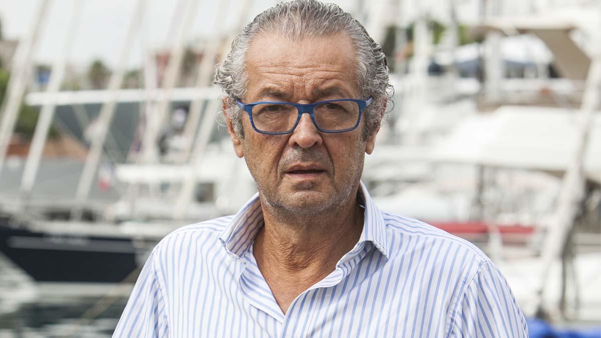 El empresario Luis Conde.