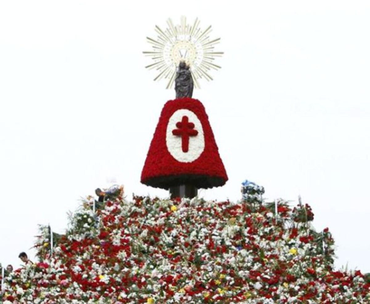 Orden Lista Ofrenda Flores Fiestas del Pilar 2017