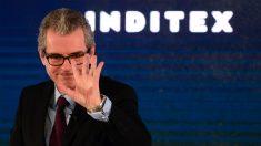 Pablo Isla, CEO de Inditex. (Foto: AFP)