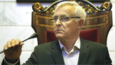 El alcalde de Valencia, Joan Ribó, de Compromís.