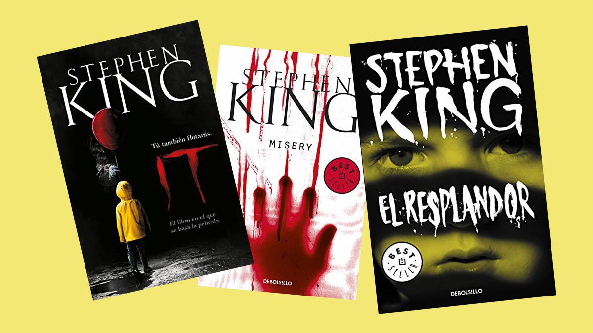 Stephen king los mejores libros de stephen king for Los mejores libros de cocina