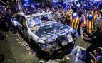 La Fiscalía prepara una causa por sedición tras los violentos incidentes contra la Guardia Civil