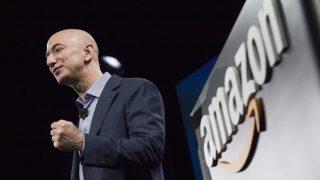 Jeff Bezos, CEO de Amazon (Foto. Getty)