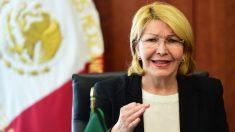 Luisa Ortega. (Foto: AFP)