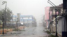 Puerto Rico tras el paso del huracán María. (Foto: AFP)