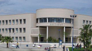 Rectorado de la Universidad de las Islas Baleares.