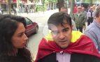 """OKDIARIO en las calles de Barcelona: """"Esto no tiene pinta de acabar bien"""""""