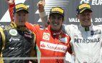 Alonso  y Schumacher, los campeones del mundo que más dinero han ganado en la Fórmula 1