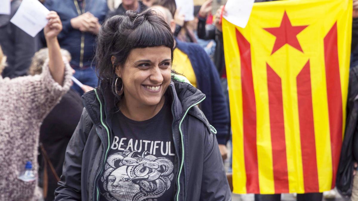 Anna Gabriel. (Foto: EFE)