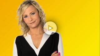 La periodista Mónica Terribas de Catalunya Radio.