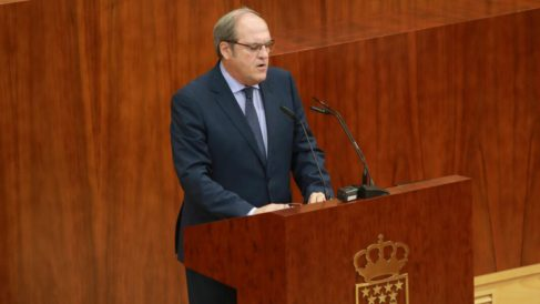 Ángel Gabilondo en el Debate sobre el Estado de la Región (E. Ercolanese)