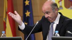 El ex ministro de Economía, Luis de Guindos. (Foto: EFE/Chema Moya)