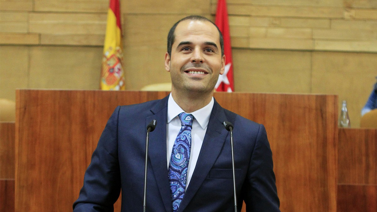 Ignacio Aguado. (Foto: EFE)