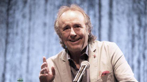 Joan Manuel Serrat. (Foto: AFP)