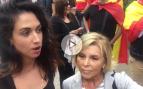 """Los catalanes que rechazan el referéndum ilegal: """"Nos sentimos expulsados en nuestra propia tierra"""""""