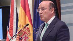 Diego Pérez de los Cobos. (Foto: Ministerio del Interior)