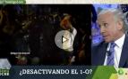 """Eduardo Inda: """"Ha habido insumisión de Trapero, en democracia al mando que incumple la ley se lo releva"""""""