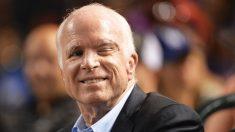John McCain. (Foto: AFP)