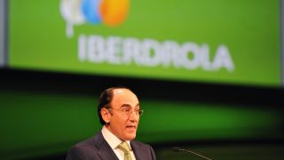 José Ignacio Sánchez Galán, presidente de Iberdrola. (Foto: AFP)