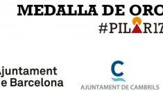 Las Medallas de Oro de Zaragoza para Barcelona y Cambrils