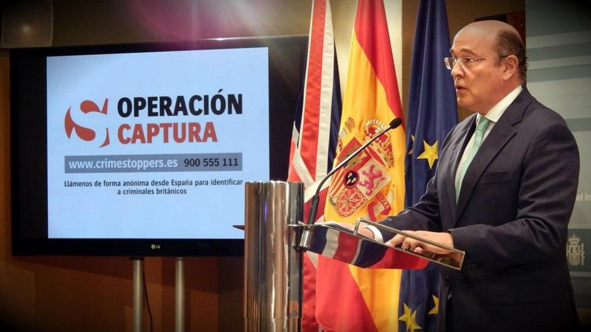 El coronel de la Guardia Civil Diego Pérez de los Cobos, coordinador de la Policía y los Mossos en Cataluña contra el 1-O. (Interior)