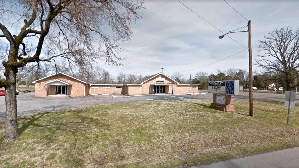 Capilla Burnett de Cristo, en Antioch, Nashville (EEUU).