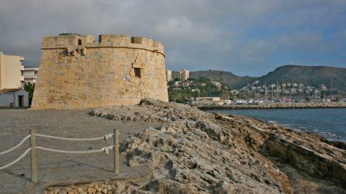 Fortín de Moraira (Alicante) (Foto. Ayuntamiento de Moraira)