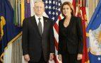 El secretario de Defensa de EEUU expresa a Cospedal su apoyo al Gobierno ante el golpismo en Cataluña