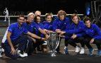 Federer le da a Europa el triunfo en la primera edición de la Laver Cup