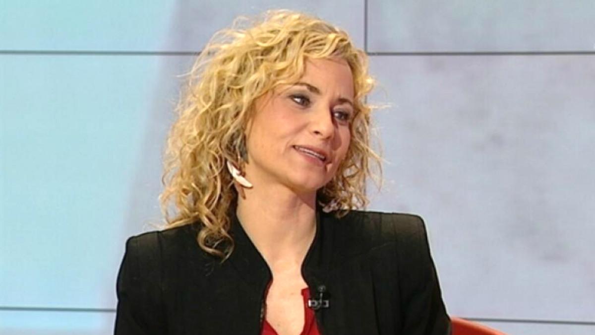 La periodista de Catalunya Ràdio Mónica Terribas.