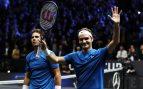 Nadal y Federer salen victoriosos en su primer partido juntos