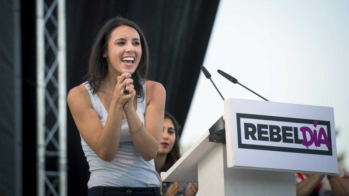 Irene Montero. (Foto: EFE)