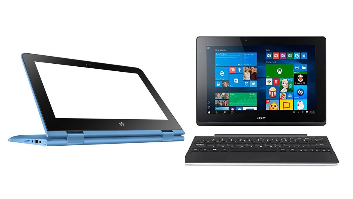 ¿Necesitas un ordenador portátil y una tablet? ¡Entonces los ordenadores convertibles son la solución que estabas buscando!