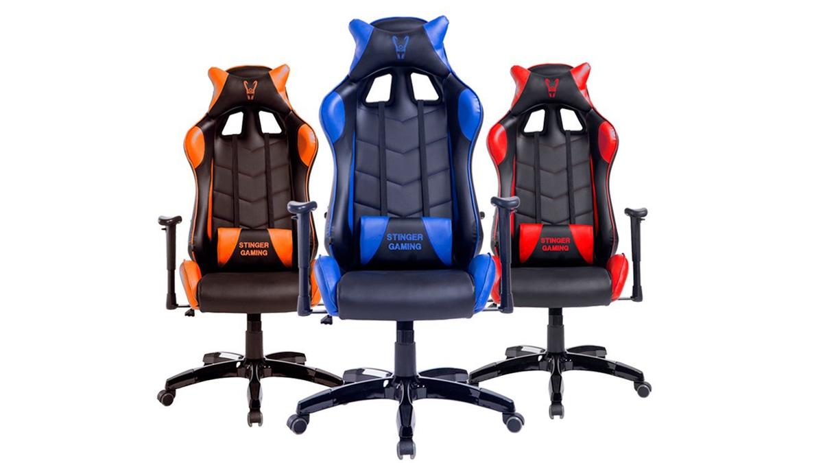 Las sillas gaming son una de las armas más importantes de los profesionales de los eSports. ¡No descuides la comodidad en tus partidas!