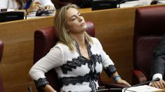Sonia Castedo (PP), ex alcaldesa de Alicante.