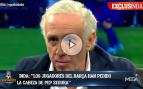 """Inda: """"Los jugadores del Barça han pedido la cabeza de Pep Segura"""""""