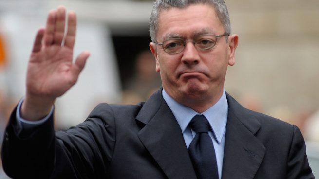 Alberto Ruiz-Gallardón, ex ministro de Justicia, presidente de la Comunidad de Madrid y alcalde del Ayuntamiento de Madrid