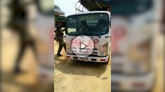 Testimonio de una víctima del último retén ilegal de las FARC en Caquetá (Colombia).