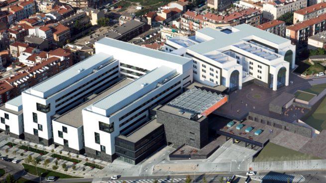 Hospital Sant Joan de Déu de Manresa.