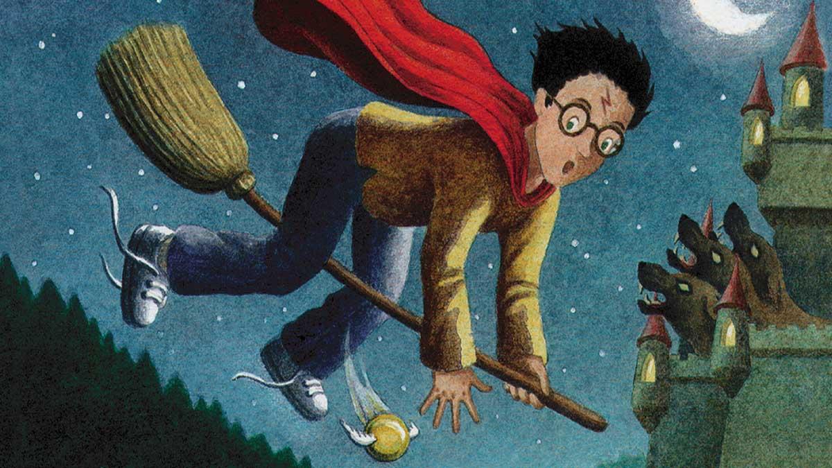 ¿Todavía no has leído los libros de Harry Potter? No te preocupes, en Escaparate te decimos cuáles son y en qué orden deberías leerlos