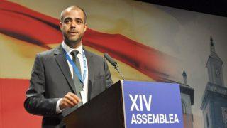 Miquel Buch, alcalde de Premià de Mar y presidente de la ACM.